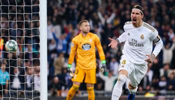 Real Madrid – Celta de Vigo: partido de puntos que valen oro