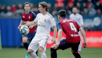 Osasuna-Real Madrid, los Merengues necesitan mostrar su mejor versión para mantenerse en la lucha por el título