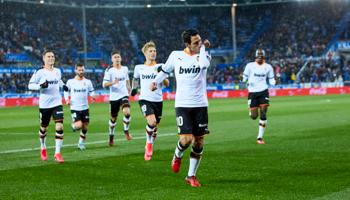 Deportivo Alavés – Valencia: buen partido en Mendizorroza