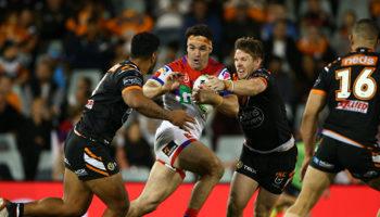 Wests Tigers - Newcastle Knights: duelo equilibrado en el rugby australiano para seguir por buen camino