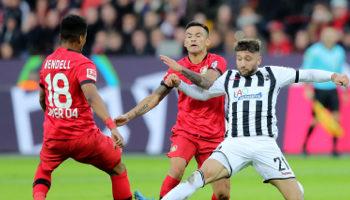 Friburgo - Bayer Leverkusen: partido en zona de copas
