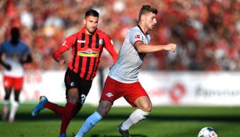 RasenBallsport Leipzig - Friburgo, vuelve la Bundesliga. Ambos equipos dependen de estos puntos para acercarse a su objetivo.