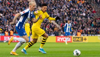 Borussia Dortmund – Hertha Berlín: sin margen para el error