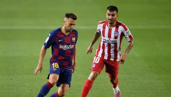 Atlético de Madrid – Barcelona: ¡partidazo para reanudar La Liga!