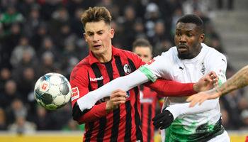 Friburgo - Borussia Mönchengladbach, un tropezón les puede salir muy caro
