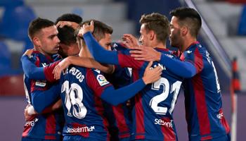 Real Betis – Levante: acción garantizada
