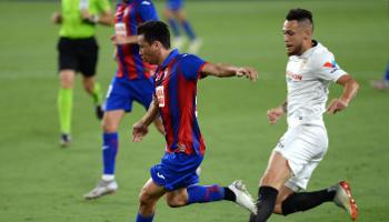 Sevilla – Eibar, Nervionenses y Armeros necesitan los 3 puntos para oxigenarse