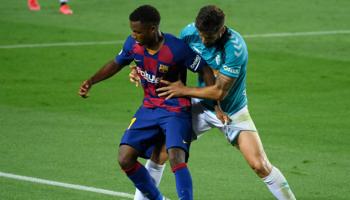 Barcelona-Osasuna, el Barça de Koeman no termina de despegar en la Liga