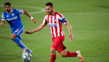 Atlético de Madrid – Getafe: el equipo colchonero quiere finalizar este 2020 como líder