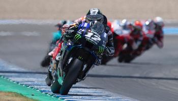 MotoGP: ¡continúa la acción en Jerez!