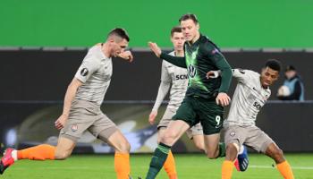 Shakhtar – Wolfsburgo, cuotas igualadas para un encuentro donde ambos equipos quieren ganar