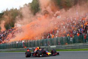 Gran Premio de Bélgica, disputado entre Hamilton y Verstappen| Fórmula 1 | Automovilismo