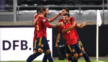 España – Ucrania, la Roja saldrá a arrebatarle el liderato a los rivales
