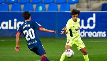 Atlético de Madrid – Huesca: ganar o ganar