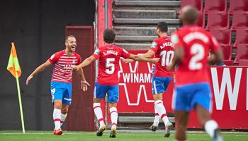 PSV – Granada, Los Nazaríes alcanzan su sueño de debutar en Europa