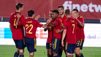 España – Suiza, La Roja saldrá a defender su liderato ante los helvéticos