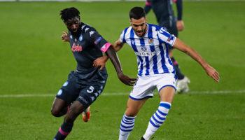 Nápoles - Real Sociedad, la Real se juega todo en Nápoles
