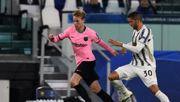 Barcelona – Juventus: los equipos de Messi y Cristiano Ronaldo completan la fase de grupos