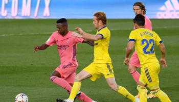 Cádiz – Real Madrid, los Merengues no pueden darse el lujo de volver a tropezar