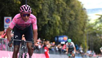 La historia dio un vuelco y hay sorpresas en la recta final: ¿Quiénes pueden ganar el Giro de Italia 2020?