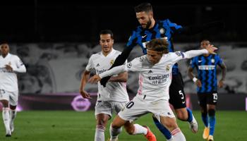 Inter de Milán – Real Madrid, los Merengues viajarán a Milán con el corazón en la mano