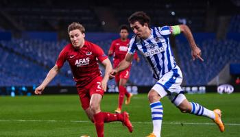 AZ Alkmaar – Real Sociedad, la Reala no tiene margen de error