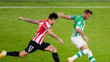 Real Betis-Athletic Club, choque explosivo entre Béticos y Leones para obtener su pase a semis