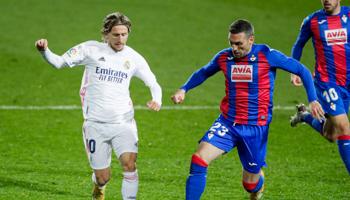 Real Madrid – Eibar: ninguno se puede dar el lujo de perder