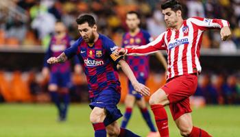 Barcelona – Atlético de Madrid: ¡una verdadera final!