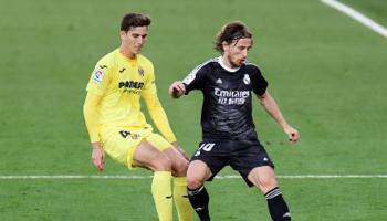 Villarreal - Real Madrid: duelo en la zona alta de la clasificación