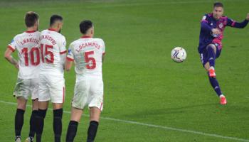 Real Valladolid – Sevilla: la visita quiere acomodarse cerca del podio