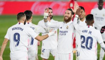 Real Madrid – Sevilla, los Merengues siguen soñando con ser campeones