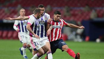 Atlético de Madrid - Real Valladolid: el equipo colchonero buscará seguir invicto