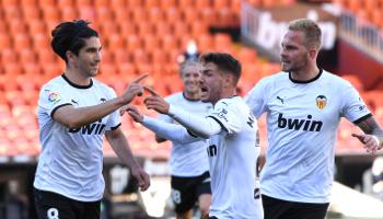 Valencia – Real Valladolid, dos equipos que luchan por la permanencia