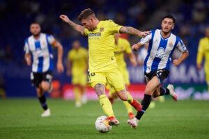 Apuesta al empate en la primera parte At. Madrid - Villarreal | LaLiga | Fútbol