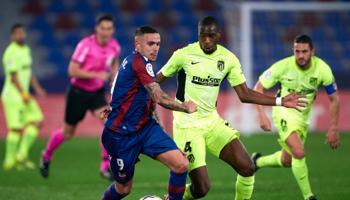 Atlético de Madrid – Levante, los Colchoneros no deben comprometer su ventaja