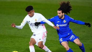 Getafe – Real Madrid: el conjunto merengue va a por los puntos que le permitan soñar con la cima