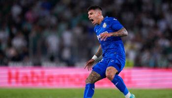 Getafe - Real Sociedad: un Getafe en horas bajas espera poder hacer frente a la Real Sociedad