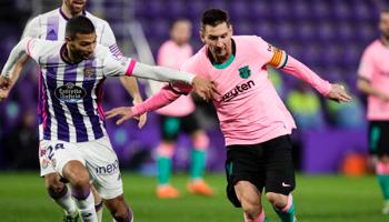 Barcelona – Valladolid, los culés aumentarán la presión por el título