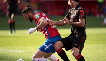 Granada - Real Sociedad, los Nazaríes deben reaccionar para evitar una pesadilla