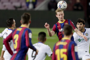 Barcelona - Getafe | LaLiga | Fútbol bwin