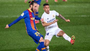 Barça - Real Madrid: un clásico diferente sin Messi ni Ramos