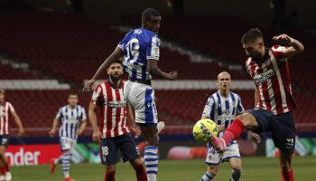 Real Sociedad - Atlético de Madrid: duelo en lo alto de la clasificación