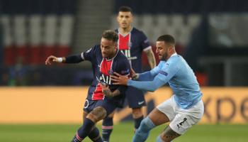 Manchester City - PSG, los Parisinos están contra las cuerdas