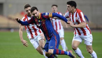 Athletic Club - Barcelona, un clásico en la final de la Copa del Rey 2021
