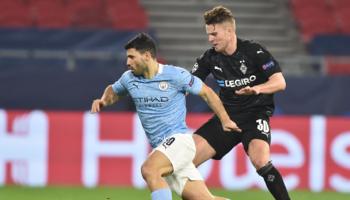 Man. City - Mönchengladbach: los cuartos de final son casi una realidad para los Cityzens