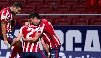 At. Madrid - Osasuna, los Colchoneros tienen La Liga en sus manos