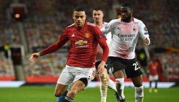 AC Milan - Manchester Utd, un choque electrizante imposible de perder