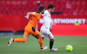 Sevilla FC v Valencia CF - La Liga Santander