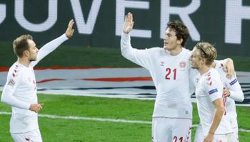 Dinamarca - Finlandia, duelo nórdico para abrir el Grupo B